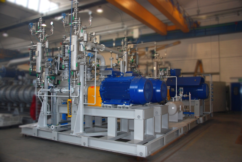 Gas Conditioning Skid 02