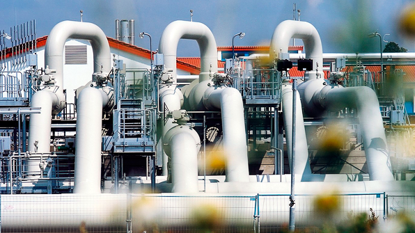 Liquid Gas Pipeline 01