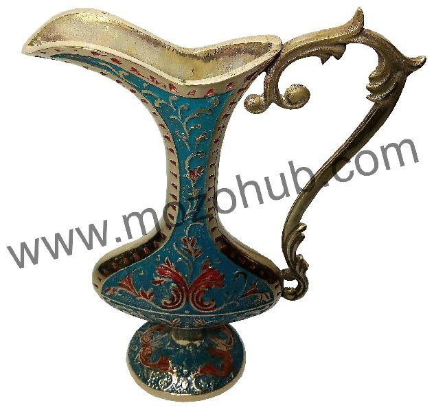 Brass Arebic Pot 02