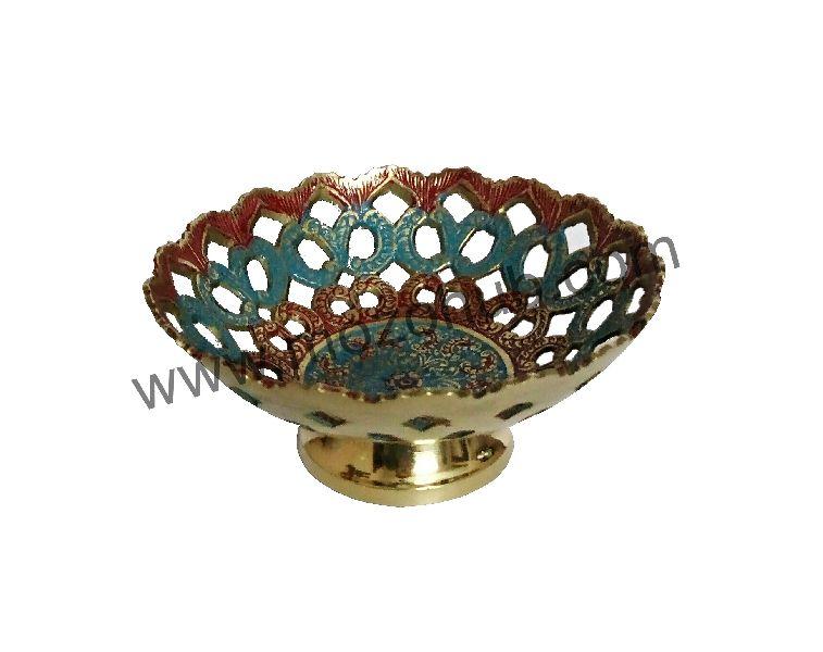Brass Decorative Bowl