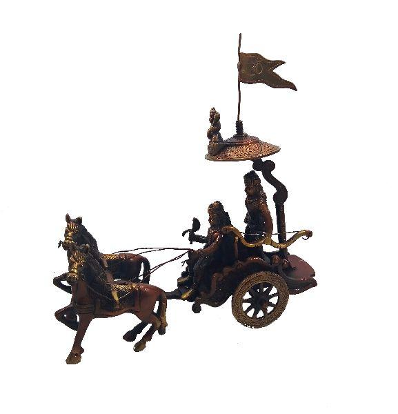 Brass Figurine 05