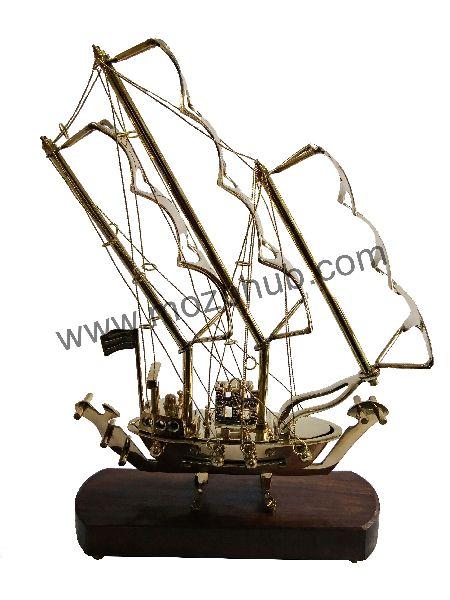 Brass Figurine 06