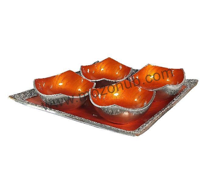 Metalic Platter 02