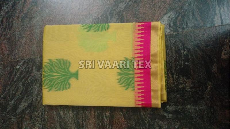 Kota Cotton Saree 01