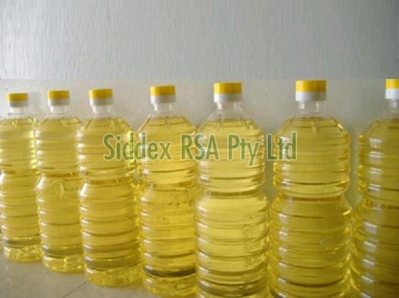 Refined Sunflower Oil