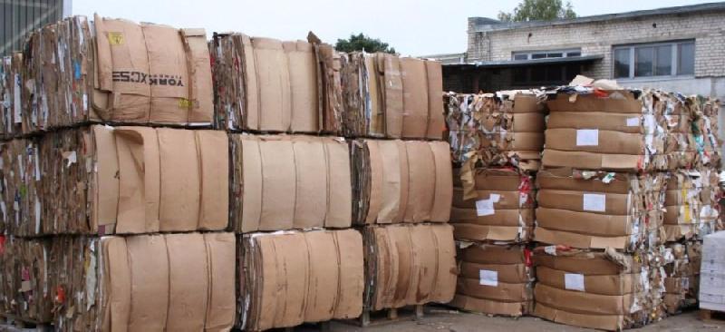 Waste Carton Paper