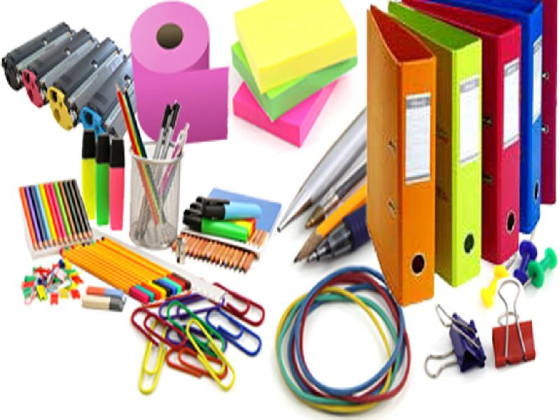 Office Stationery 01