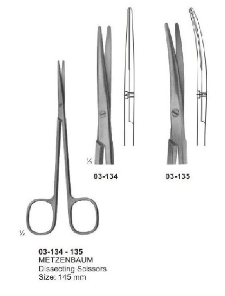 03-134-135 Delicate Scissor