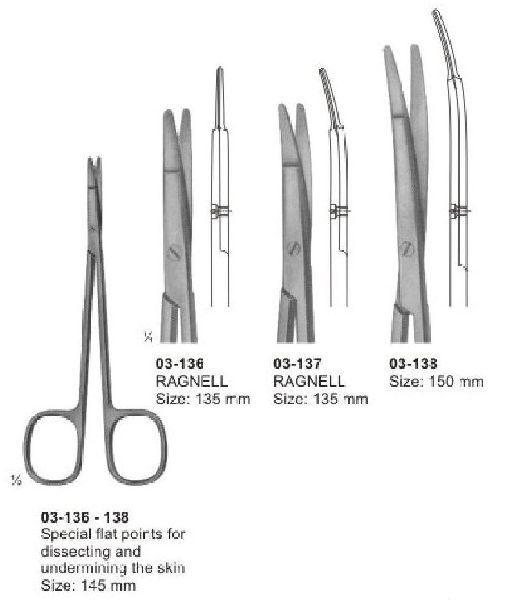 03-136-138 Delicate Scissor