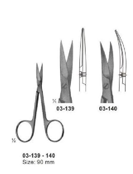 03-136-140 Delicate Scissor