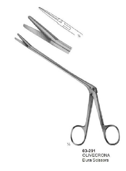 03-291 Cardiovascular and Neuro-Surgery Scissor