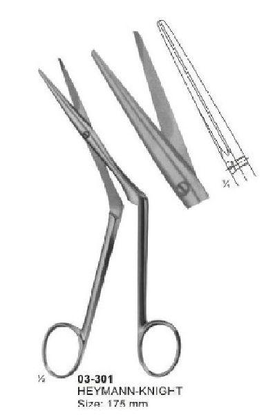 03-301 Delicate Nasal Tonsil Scissor