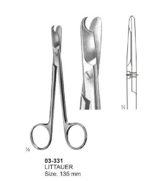 03-331 Ligature Scissor