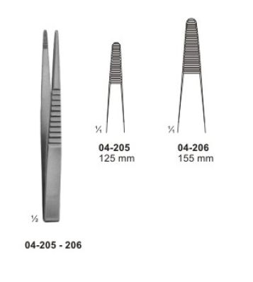 04-205-206 Dissecting Forceps