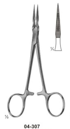 04-307 Splinter and Cilia Forceps