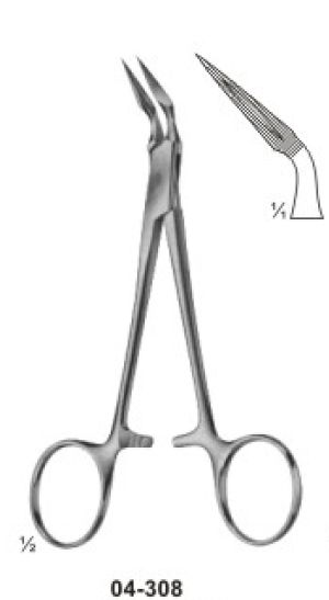 04-308 Splinter and Cilia Forceps