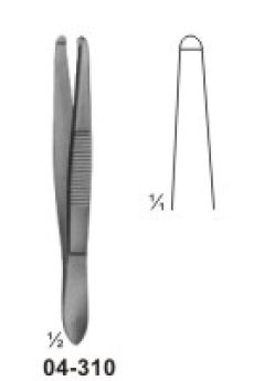 04-310 Splinter and Cilia Forceps