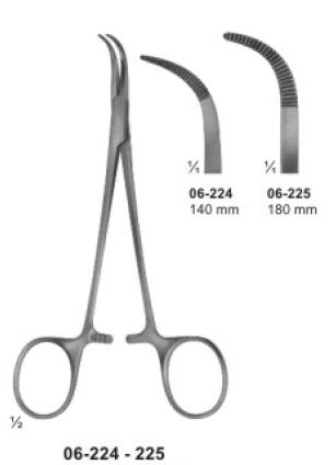 06-224-225 Dissecting and Ligature Forcep