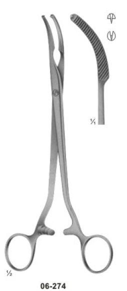 06-274 Peritoneum Forcep