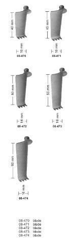 08-470-474 Cervical Retractor Spine
