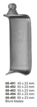 08-491-495 Cervical Vertebral Column Retractor