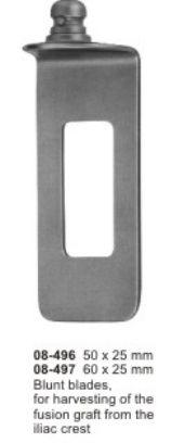 08-496-497 Cervical Vertebral Column Retractor