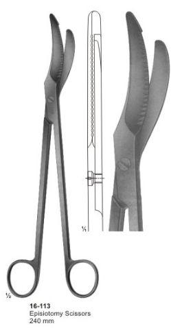 16-113 Umbilical Cord Clamp