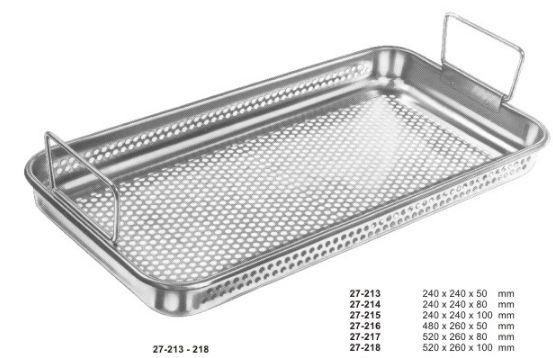 27-213-218 Sterilizing Basket