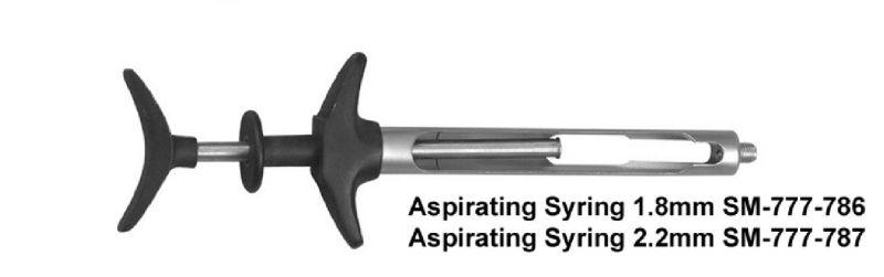 Aspirating Syringes