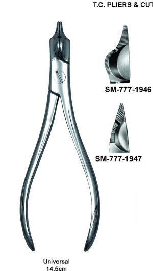 SM-777-1946-1947 T.C.Pliers and Cutter