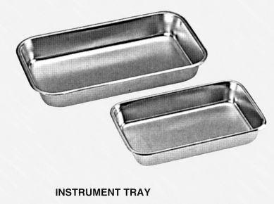 SM-777-3122-3126 Instruments Tray