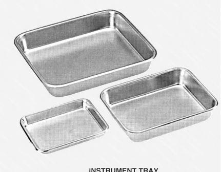 SM-777-3127-3130 Instruments Tray