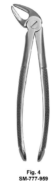 SM-777-959 UK Pattern Tooth Extraction Forceps