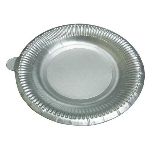 Silver Coated Disposable Paper Plates  sc 1 st  Tirth Gruh Udyug & Silver Coated Disposable Paper Plates Manufacturer Supplier in ...