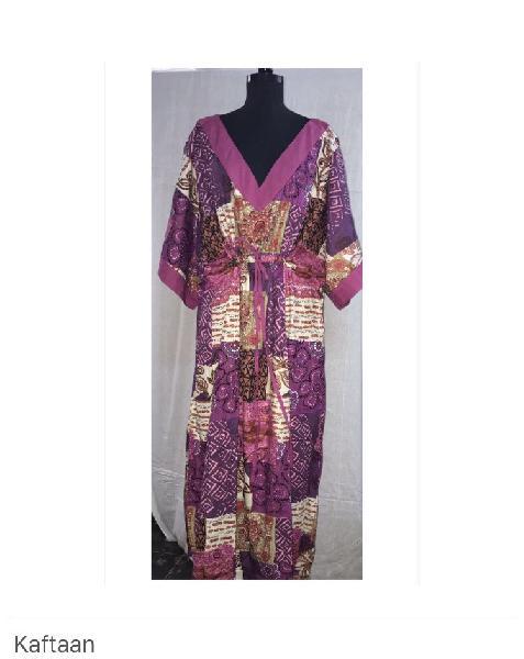 Long Kaftan Dress 01