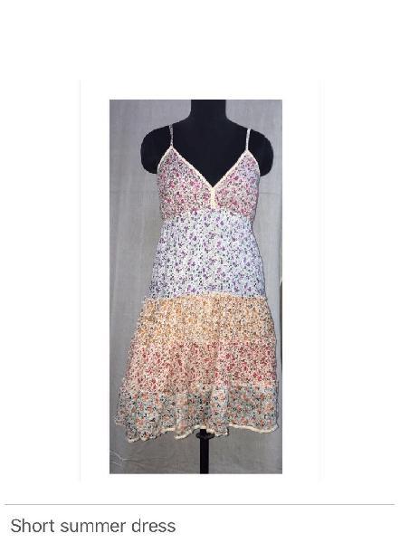 Short Summer Dress 01