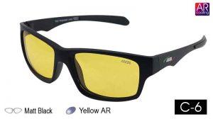 388-8984 Sports Wrap Sunglasses