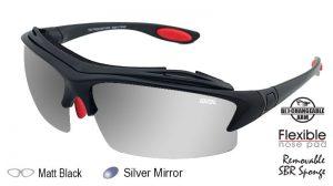 388-8987 Sports Wrap Sunglasses
