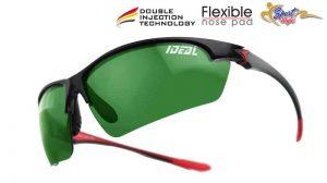 388-8992 Sports Wrap Sunglasses