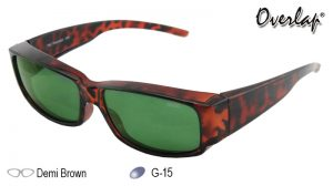 588-8842 Overlap Sunglasses