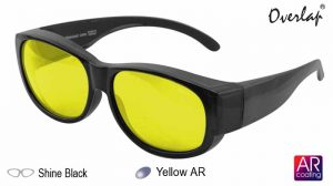 588-8891 Overlap Sunglasses