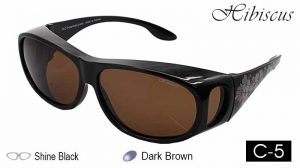 588-8936 Overlap Sunglasses