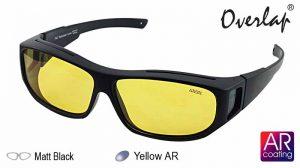 588-8976 Overlap Sunglasses