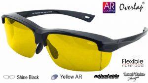 588-8982 Overlap Sunglasses