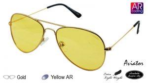 620M Metal Sunglasses