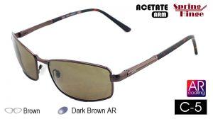 755M Metal Sunglasses