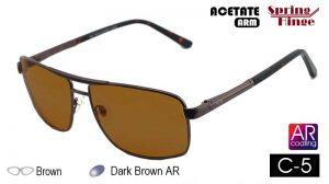 758M Metal Sunglasses