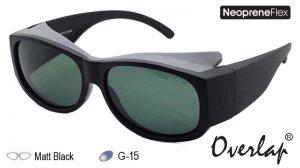 8960 Overlap Sunglasses