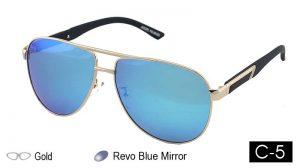 YS 59000 Metal Sunglasses