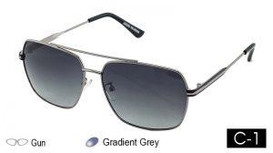 YS 59016 Metal Sunglasses